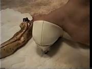 Banana Crush with Bare Nail Pumps