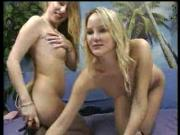 2 blondes WebCam