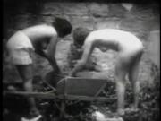 Vintage Erotic Movie 9 - Jour de Lavage - Laundry Day 1920