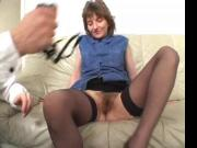 Mature woman and young man - 16