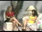 Classic Encounter - Nina Hartley and Keisha Edwards.