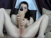 cute girl dp anal