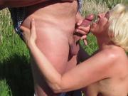 oral cum shot