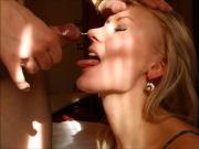 Massive load for dirty wife