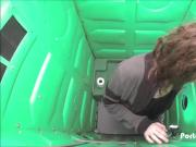 Porta Gloryhole Horny hardware store employee