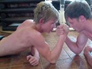 FERDI VS DANIEL WRESTLING - FIGHT