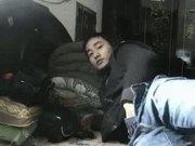 chinese boy wanking