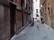 Exib - Topless in Rome