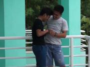 Asian Boys Argie and Idol Barebacking