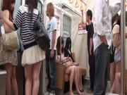 Jap Teen Secretary Gangbanged In A Stimulated Train 720p