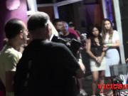 Ayesa y Salva da Silva follando en el Valencia Sex Festival