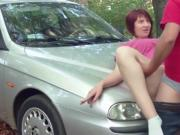 LittleKissMuffin: Mary C3l3ste Dogging