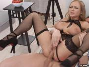 Young Courtesans - Hard anal for sexy courtesan