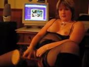 lovely chubby quick wank