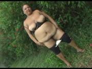 Lucia gorda pelada no sitio