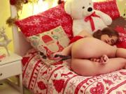 Santa's Slut - Double Penetration
