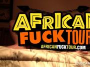 Dalilas African pussy gets split in POV