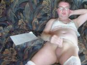 Slave Roberto humilates himself on cam