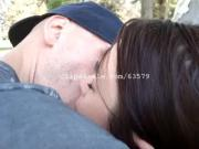 VD and Nicole Kissing Video 1