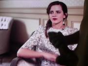 Masturbating for Goddess Emma Watson