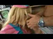 Pretty blonde and her boss #-by Psychiater-xHamster