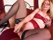 Nina Hartley fucked by BBC