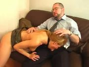 Boss fuck secretary