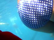 Underwater Hidden Turkish Ass HOT