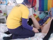 HentaiKitty - Sora Plays with Shiro