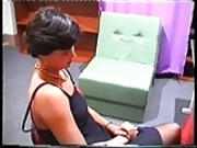 Gabriela does Xana. Great and Long Vintage Lesbo Scene.