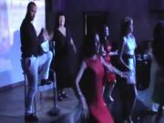 Alla Kushnir hot group dance