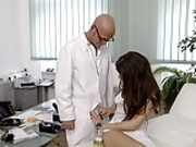 German Doctor fucks his patient