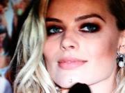 tribute cum Margot Robbie
