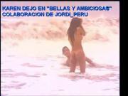 Karen Dejo Nude Making Love - Bellas Y Ambiciosas