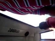 flash en microbus
