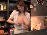 Katsura - Breast Milk Snackbar L Cup Scene1 by TOM