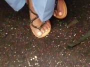 2 for 1 candid ebony feet pt2