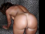 Milf gets horny in fishnets Part 2