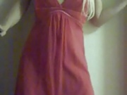Red dress tipsy soft play