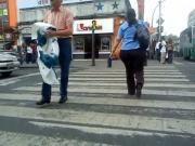culote mexicano caminando mexican fat ass