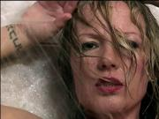 Amazing Big Tit Blonde Milf Shower