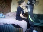 Russian Teen Blowjob