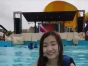 Me at water park