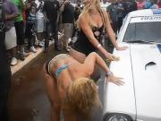 Garotas lavacar
