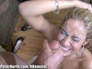 Peter North EPIC Cumshot MASSIVE Load