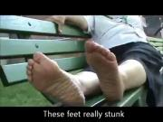 Mature size 10.5 Italian wrinkled soles