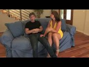 Lisa Sparxxx fucked on couch by Danny Wylde