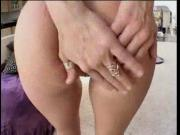 Judy star double anal