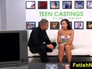 FetishNetwork Adrian Maya couch fucking