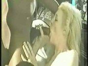 Swinger wife slut creampied by black men - snake